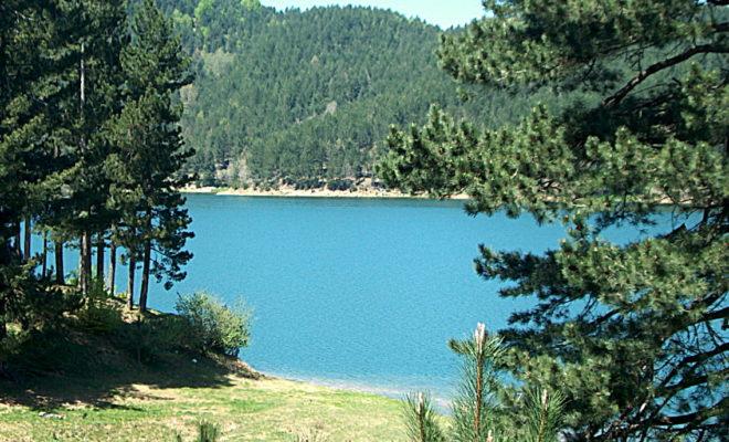 Lago Ampollino in diretta streaming